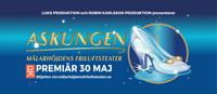 Askungen in Sweden Logo