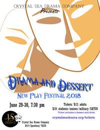 Drama and Dessert: New Play Festival 2018 in San Antonio