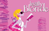 Legally Blonde in Chicago