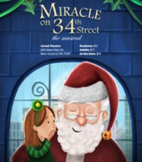 Miracle on 34th Street: The Musical in Central Pennsylvania