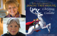 Thalia Kids' Book Club: Mary Pope Osborne and Natalie Boyce: The Magic Tree House in Central New York