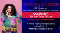 QUEEN DIVA ~ '90s Soul Divas Tribute in Long Island Logo
