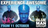 Blue Man Group in Australia - Perth