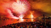 New Year's Eve Opera Gala on Cockatoo Island in Australia - Sydney