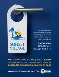 Sunset Village, the naughty old people play in Off-Off-Broadway