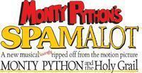Monty Pyton's Spamalot in Broadway
