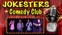 Jokesters Comedy Club in Las Vegas