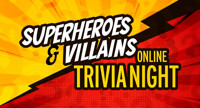 Superheroes and Villains Online Trivia in New Jersey