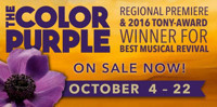 The Color Purple in Broadway
