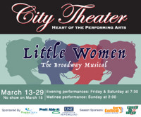 Little Women-The Broadway MUsical in Maine