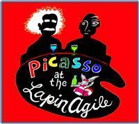 PICASSO AT THE LAPIN AGILE in New Jersey