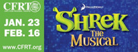 Shrek: The Musical in Raleigh