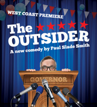 The Outsider at North Coast Repertory Theatre in San Diego