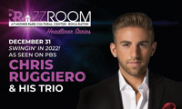 New Year's Eve with Chris Ruggiero & his Trio in Miami Metro