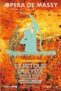 The return of Ulysses to his homeland in Monaco