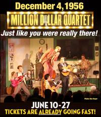 Million Dollar Quartet in Birmingham