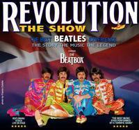 Revolution - The Show - The Best Beatles Experience in Belgium