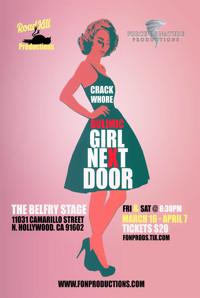 Crack Whore, Bulimic, Girl-Next-Door in Broadway