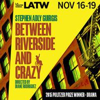 Between Riverside and Crazy in Los Angeles