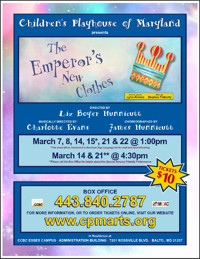 The Emperor's New Clothes (Ahrens & Flaherty's) in Baltimore