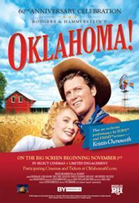 Oklahoma – 60th Anniversary Screening 2 in Connecticut