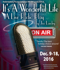 It's A Wonderful Life: A Live Radio Play in San Antonio