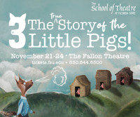 The True Story of the Three Little Pigs! in Jacksonville