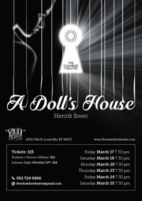 A Doll's House, by Henrik Ibsen in Broadway