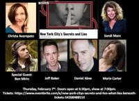 New York City's Secrets & Lies in Off-Off-Broadway