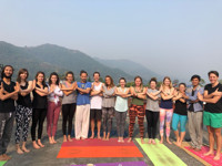 Yoga Teacher Training in Rishikesh in India