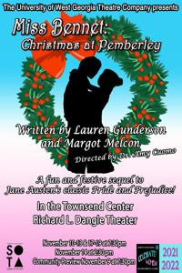 Miss Bennet: Christmas at Pemberley in Atlanta