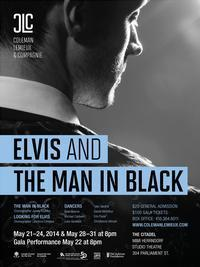 Coleman Lemieux & Compagnie presents Elvis and The Man in Black in Toronto