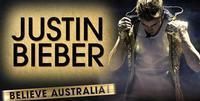 Justin Bieber in Australia - Perth