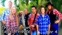 The Long Run: An Eagles Tribute in Off-Off-Broadway