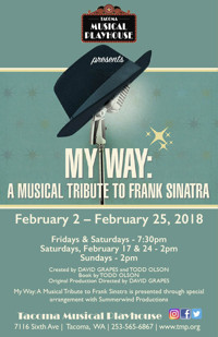 My Way: A Musical Tribute to Frank Sinatra in Seattle
