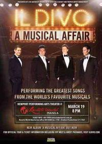 Il Divo - A Musical Affair in Philippines
