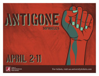 Antigone in Birmingham