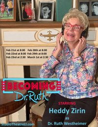 Becoming Dr. Ruth in Long Island