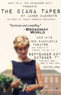 In Her Own Words: The Diana Tapes in Toronto