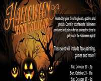 Halloween Spooktacular at The Onyx Theatre in Long Island