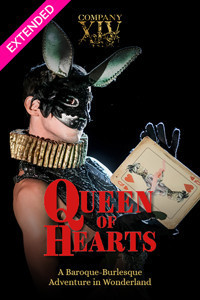 QUEEN of HEARTS in Broadway