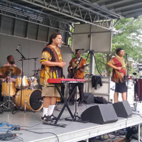 The GroovaLottos @ The Rhythm & Roots Festival in Rhode Island