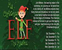 My Christmas Elf The Musical in Broadway