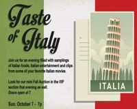 Taste of Italy at The Noel S. Ruiz Thetatre in Long Island
