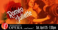 Roméo et Juliette in Jackson, MS