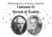 "PhiloSonia presents ""Liaisons II: Bartók & Kodály"" in Off-Off-Broadway"