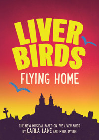 Liver Birds Flying Home in UK / West End