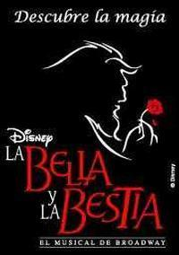 Beauty & the Beast (The Broadway Musical) in Spain