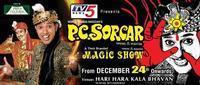 PC Sorcar Magic Show in India