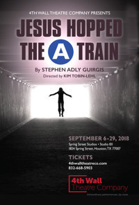 Jesus Hopped The A Train in Broadway